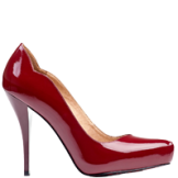 roter Schuh
